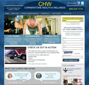 Cornerstone Health and Wellness