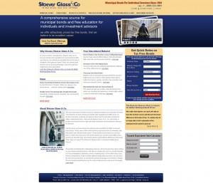 stoever-glass-financial-website-design