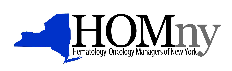 HOMNY - Hematolgy-Oncology Managers of New York Logo