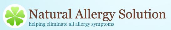 Natural Allergy Solution Logo