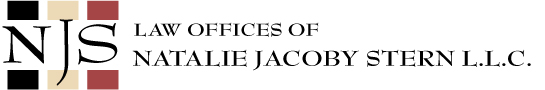 Law Offices of Natalie Jacoby Stern Logo