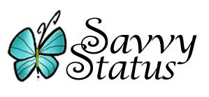 Savvy Status Logo