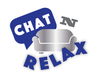 Chat N Relax Logo