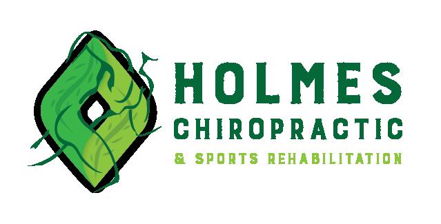 Holmes Chiropractic & Sports Rehabilitation Logo