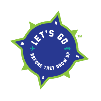 Lets Go Before They Grow Up Logo