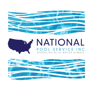 National Pool Service Logo